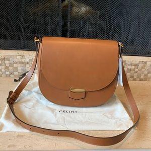Celine crossbody messenger bag
